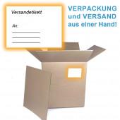 "Felgenversand deutschlandweit inkl. Felgenkarton ""Doppeldecker"" für je 2 Felgen"