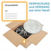 """Felgenversand deutschlandweit inkl. Felgenkarton """"Premium"""" (1 Karton+ 4 Schutzkanten) für je eine Felge"""