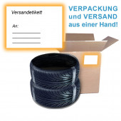 """Reifenversand deutschlandweit inkl. Reifenkarton """"Doppeldecker"""" für je 2 Reifen"""