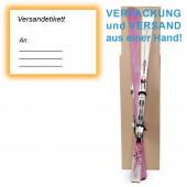 Ski/ Snowboard - Versand inkl. Karton