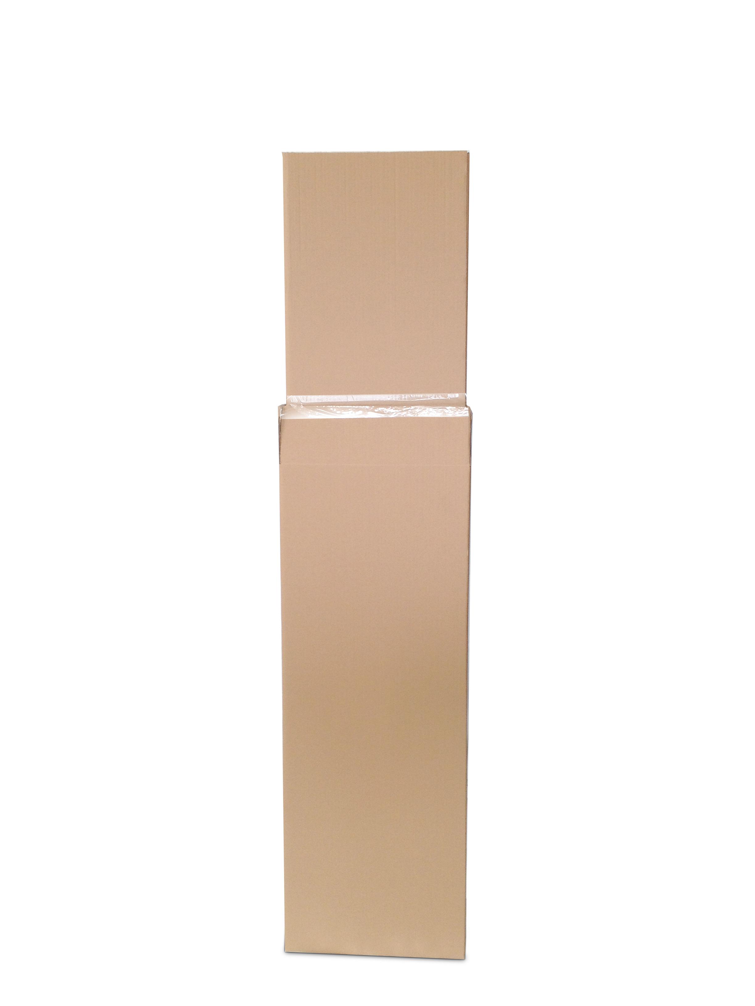 3). beide Kartons zusammenkleben